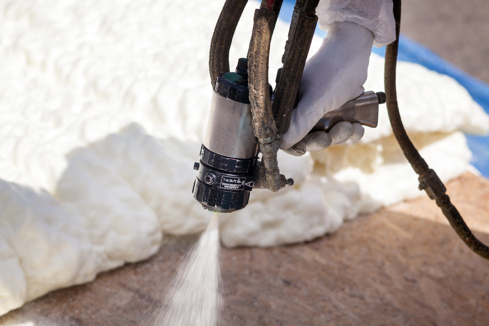 The Best Type of Spray Foam Guns for Your Projects