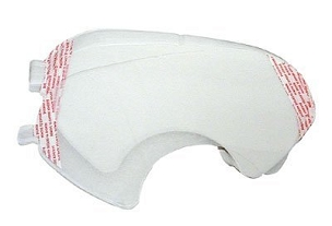 REPLACEMENT TEAR OFF FACE SHIELD COVERS 25 Pcs/PACK