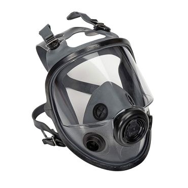 HONEYWELL NORTH 5400 FULL FACE PIECE RESPIRATOR
