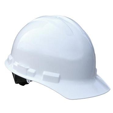 PYRAMEX CAP STYLE HARD HAT WITH RATCHET STRAP